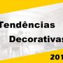 10 Tendências decorativas a seguir em 2019